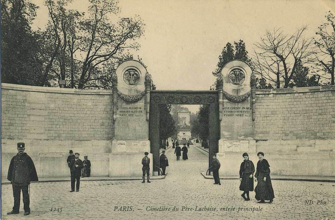 Cimetière du Père Lachaise (Paris)