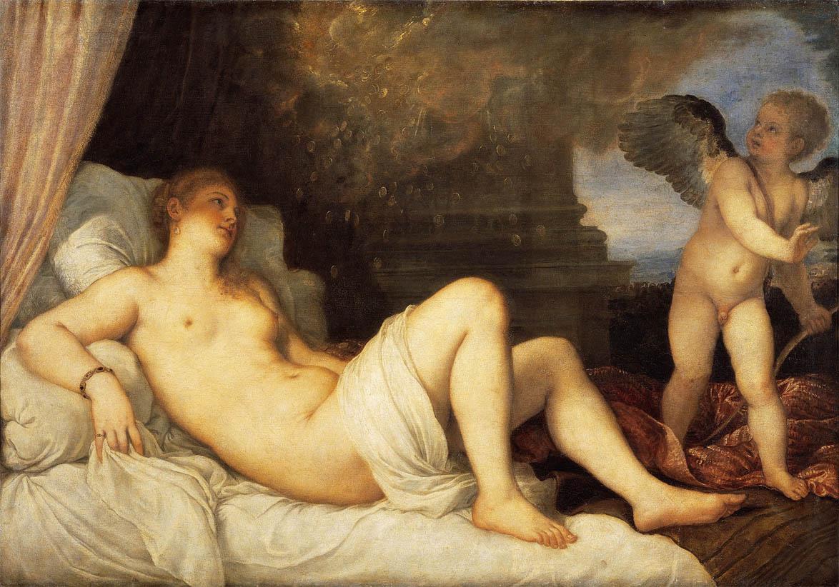 Danae (1544-1546)
