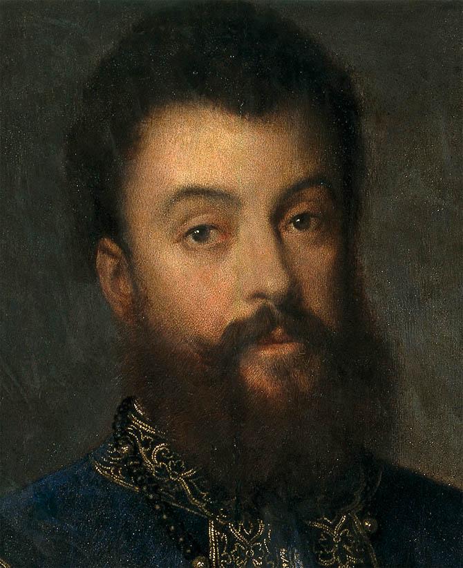 Federico II Gonzaga, 1st Duke of Mantua