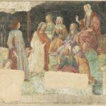 Giovane introdotto fra le Arti Liberali (1483-1485)