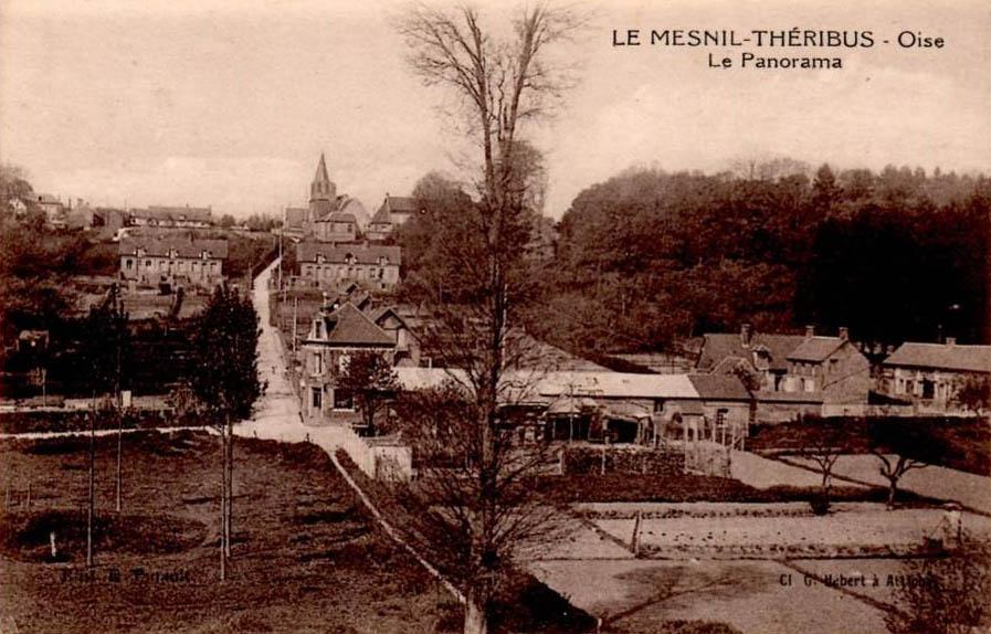 Le Mesnil-Théribus (France)