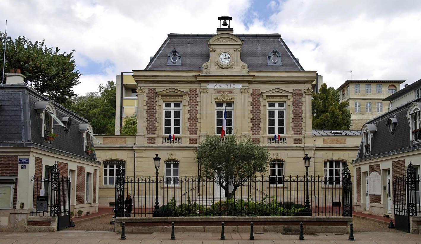 Saint-Maurice, Val-de-Marne (France)