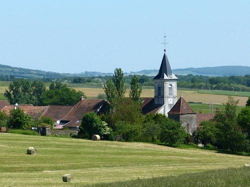 Saligney (France)