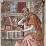Sant'Agostino nello studio (1480)
