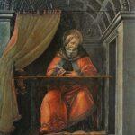 Sant'Agostino nello studio (1490-1494)