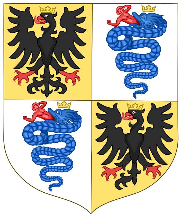 Sforza (coat of arms)