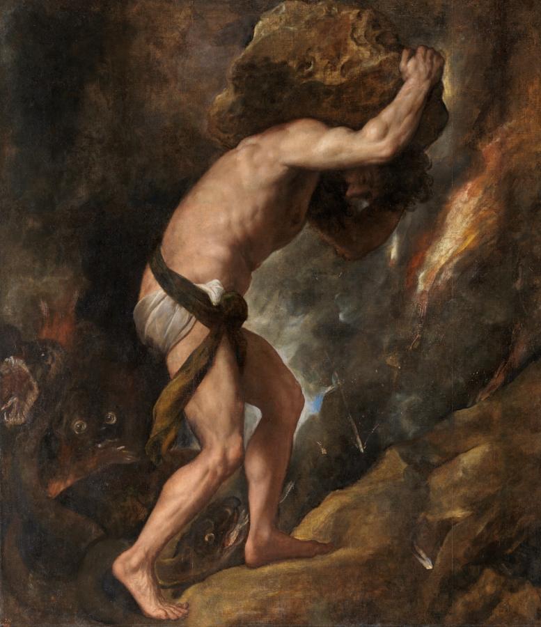 Sisifo (1548-1549)