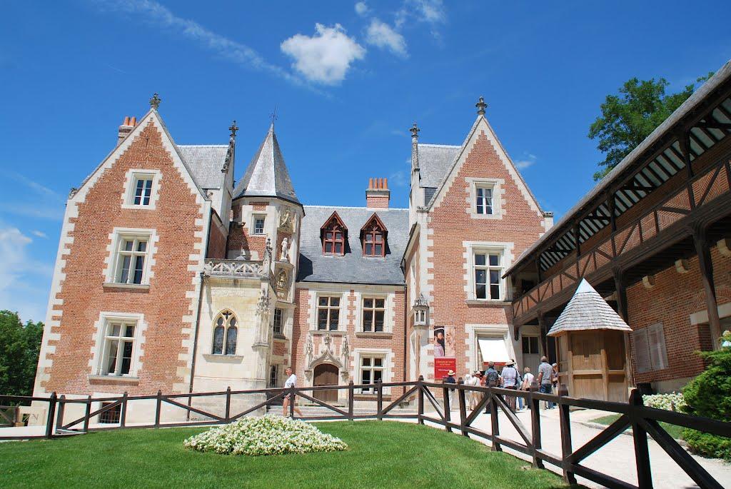 Château du Clos Lucé (Amboise-01)