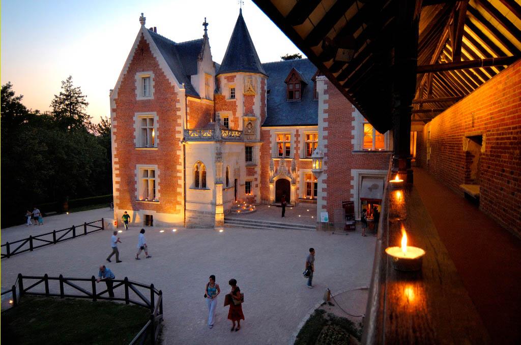 Château du Clos Lucé (Amboise-03)