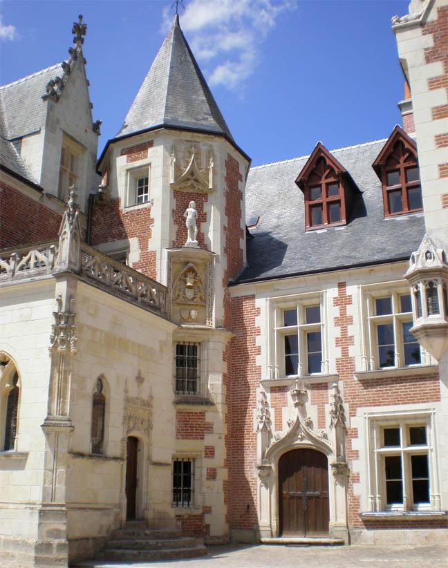 Château du Clos Lucé (Amboise-04)