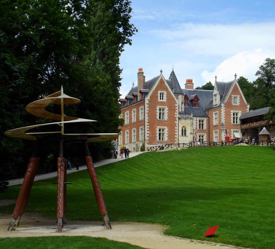 Château du Clos Lucé (Amboise-09)