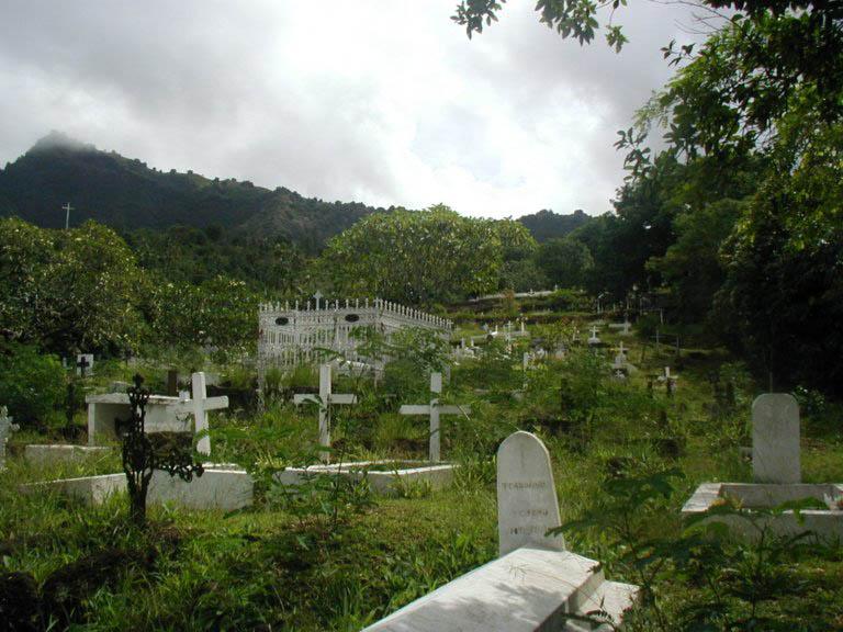 Cimetière du Calvaire (Atuona)