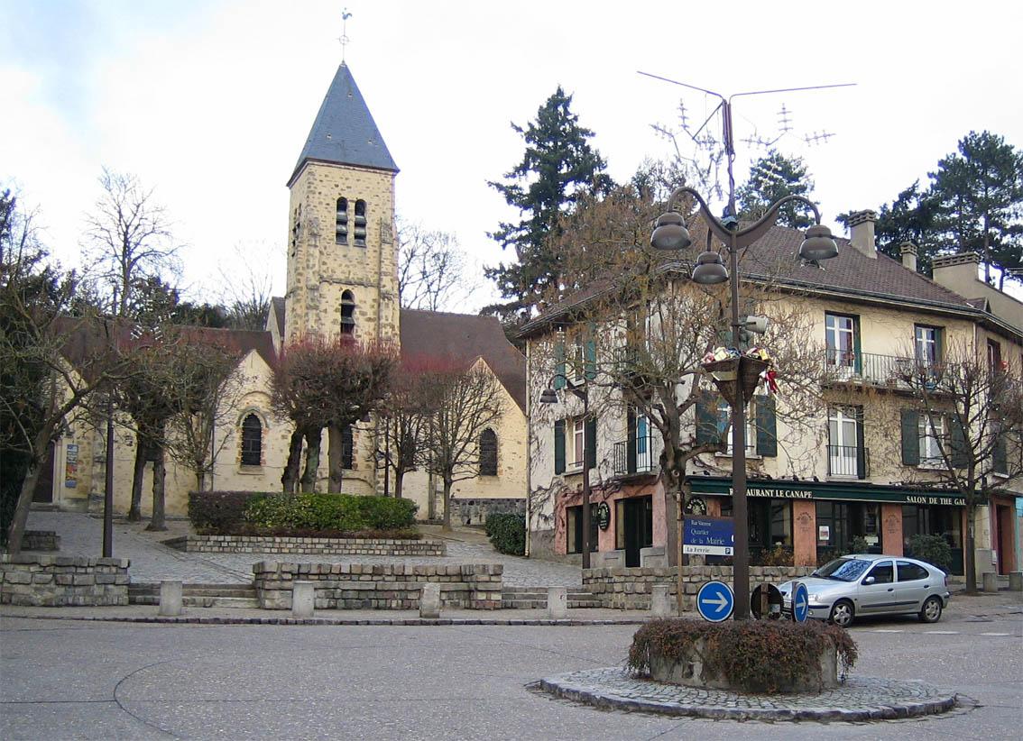 Gif-sur-Yvette (France)