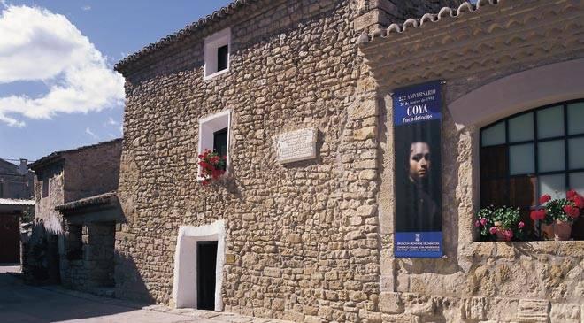 Goya's birthplace