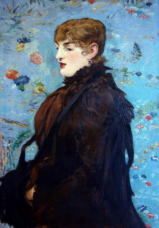L'Automne, Méry Laurent (1882)