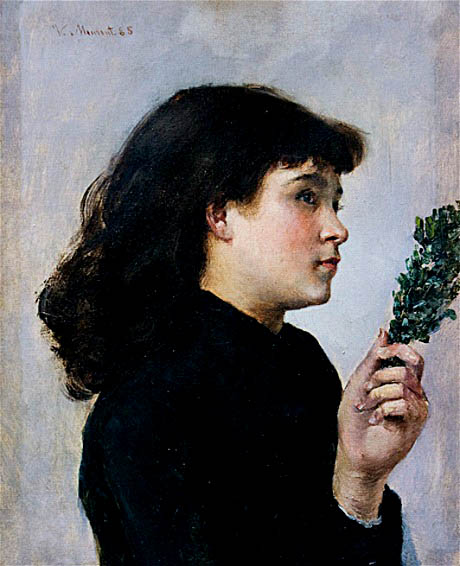 Le jour des rameaux (1885)