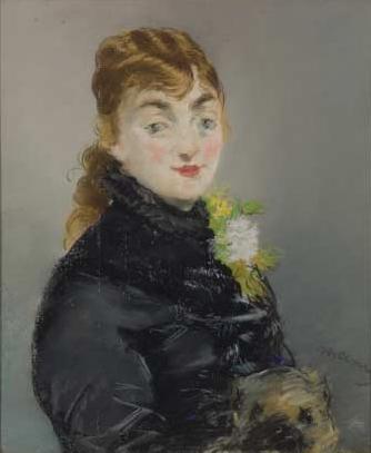 Méry Laurent au carlin (1882)