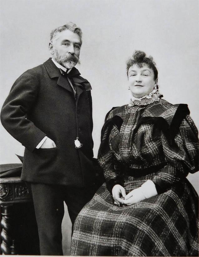 Mallarmé and Laurent (1896)