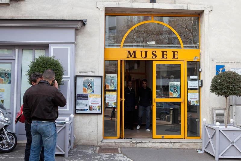 Musée Municipal d'Art et d'Histoire de Colombes