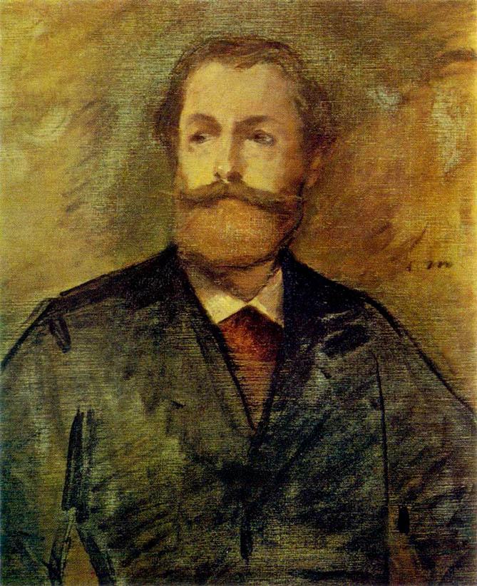 Portrait d'Antonin Proust (c. 1877)