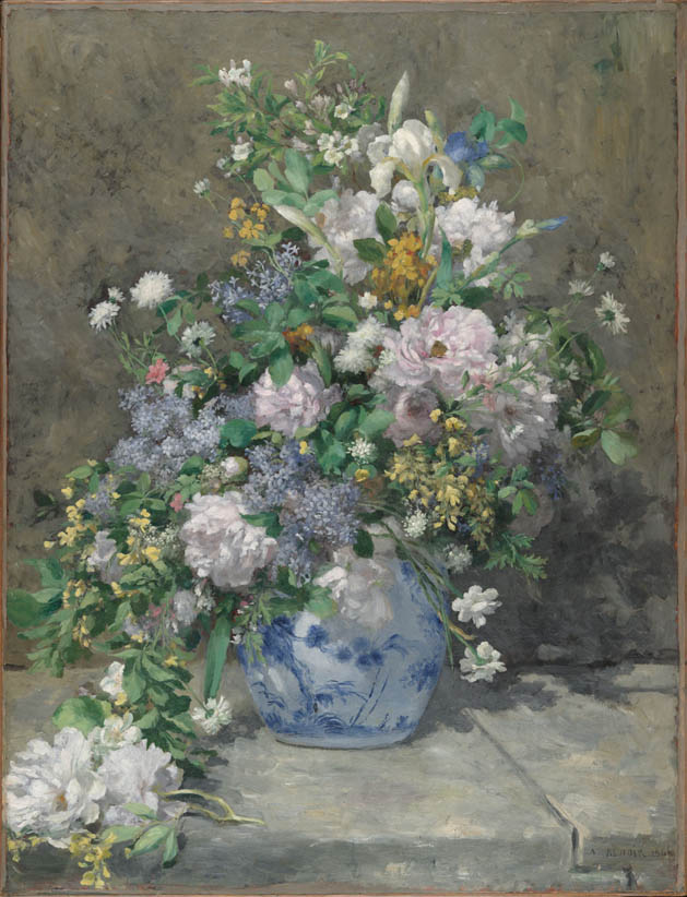 Bouquet printanier (1866)