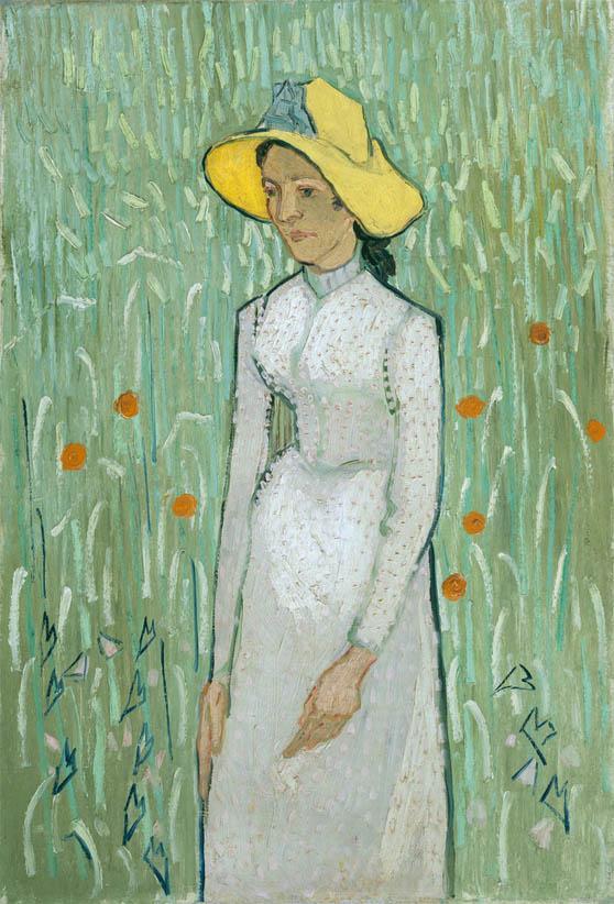 Girl in White (1890)