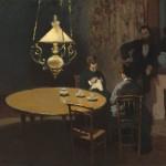 Intérieur après diner (1868-1869)