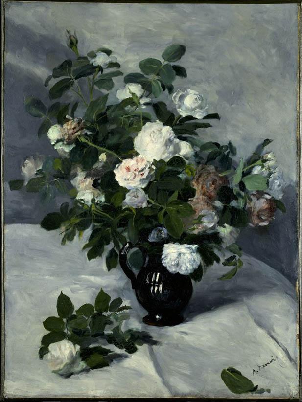 Nature morte aux roses (c. 1866)