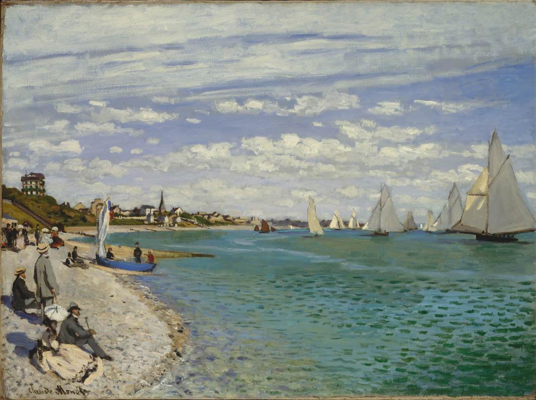 Claude Monet – The Ark of Grace
