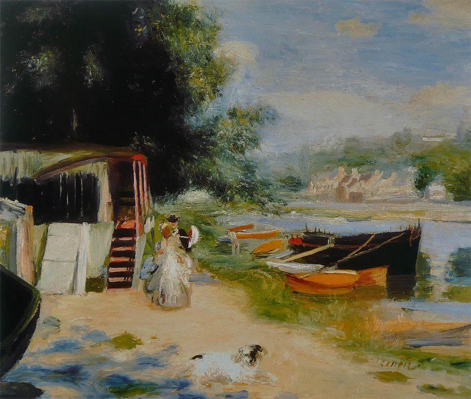 Vue de Bougival (1873)