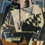 Arlequin à la guitare (1917)