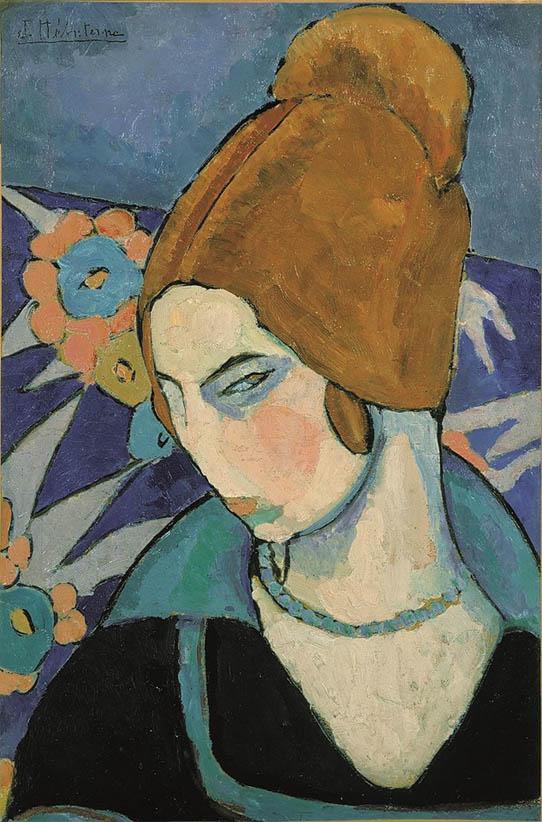 Autoportrait (1916)