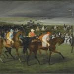 Aux Courses, Le Départ (1860-1862)