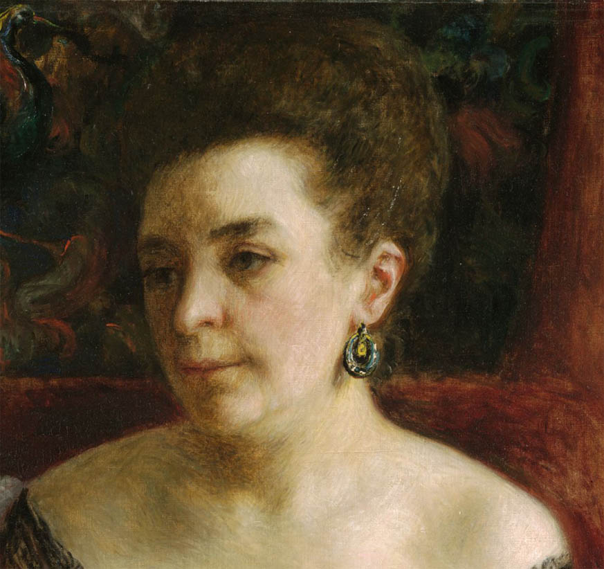 Blanche-Marie Blanc, Madame Pierre-Henri Renoir