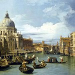 Canal Grande e Santa Maria della Salute (c. 1730)