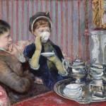 Le thé (c. 1880)