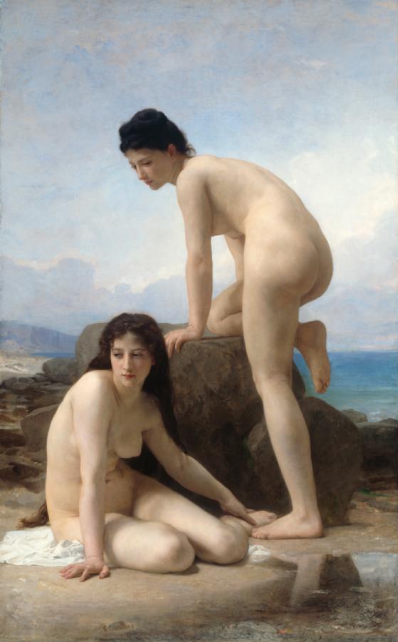 Les Deux Baigneuses (1884)