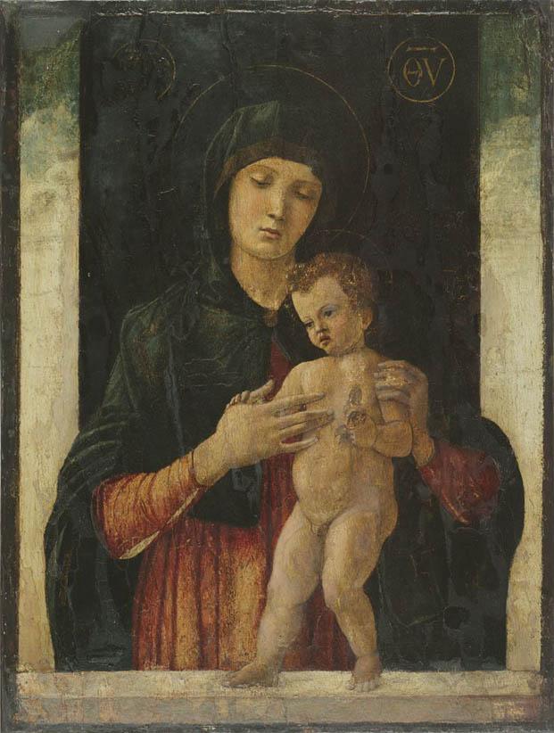 Madonna col Bambino (c. 1470)
