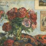 Nature morte avec des pivoines (1884)