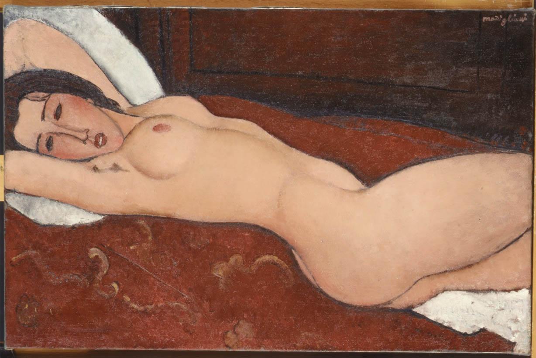 Nu couché (MET-1917)