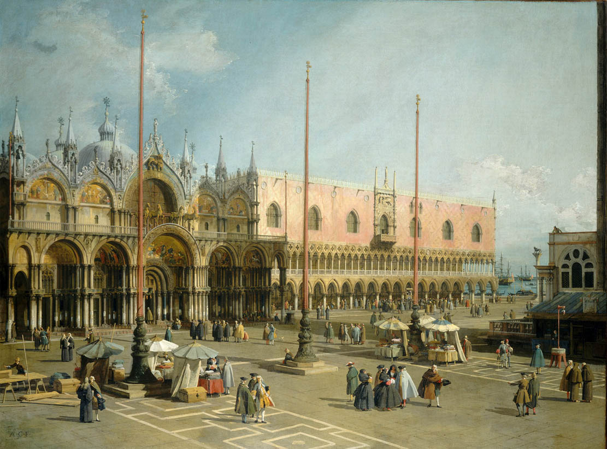 Piazza San Marco (1742-1744)