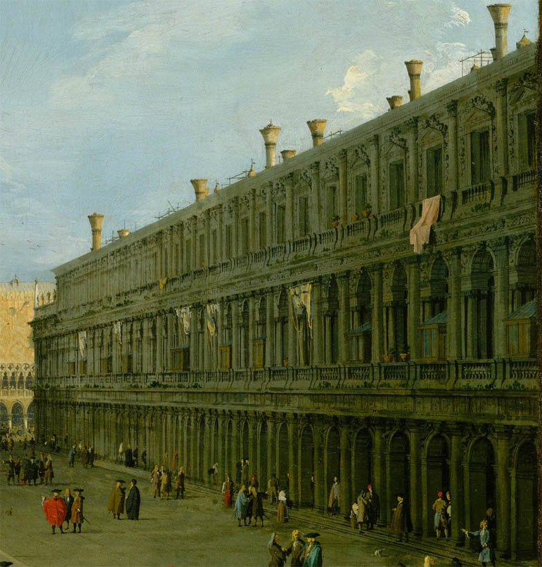 Piazza San Marco (late 1720s-d-3)