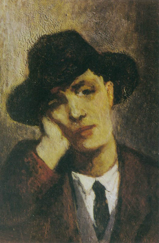 Portrait de Modigliani (1919)