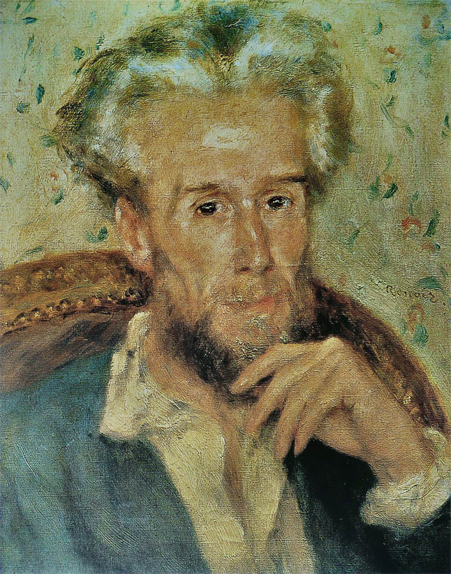 Portrait de Victor Chocquet (c. 1876)