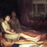 Sleep and his Half-brother Death (1874)