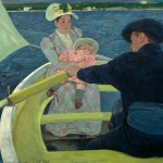 The Boating Party (1893-1894)