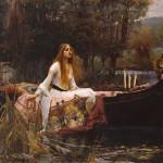 The Lady of Shalott (1888)