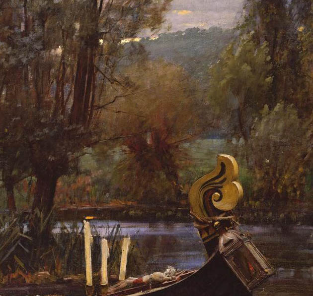 The Lady of Shalott (1888-d-2)