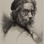 Desboutin, Self-Portrait (c 1875-d)