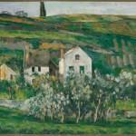 Petites maisons près de Pontoise (1873-1874)